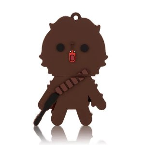 PEN DRIVE USB CHEWBACCA SATAR WARS, 8GB