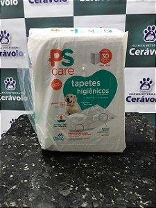 Tapete higiênico PS Care c 30 unidades Pet Society