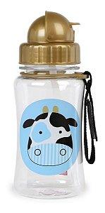 Garrafinha Zoo Vaca Skip Hop 350 ml