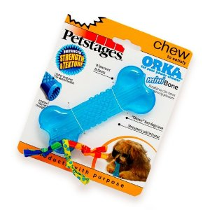 Brinquedo para Cães Osso Orka Mini Petstages