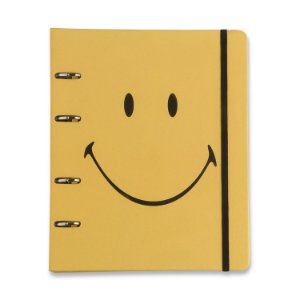 Caderno Criativo Smiley Cicero