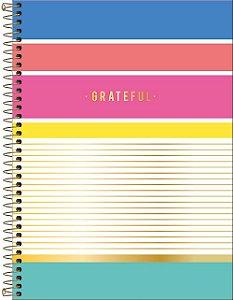 Caderno Universitário 1 Matéria Be Nice Listras
