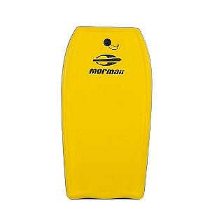 Prancha Bodyboard Surf Mormaii Grande Amador Soft Amarelo