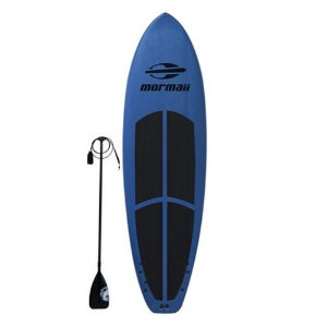 Prancha Stand Up Paddle Mormaii Sup  Soft Amador Azul