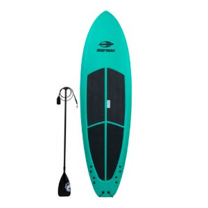 Prancha Stand Up Paddle Mormaii Sup  Soft Amador Verde