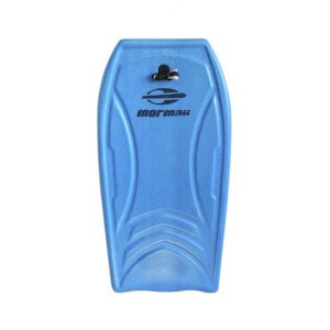 Prancha Bodyboard Surf Mormaii Soft Semi Pro Azul