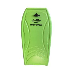 Prancha Bodyboard Surf Mormaii Soft Semi Pro Verde