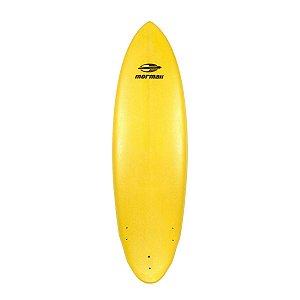 Prancha Surf Mormaii Soft 6´0 36l Amarelo