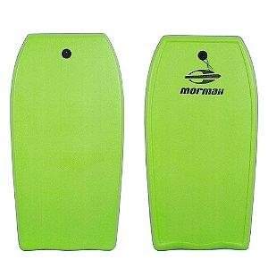 Prancha Bodyboard Mormaii Grande Amador Soft Verde