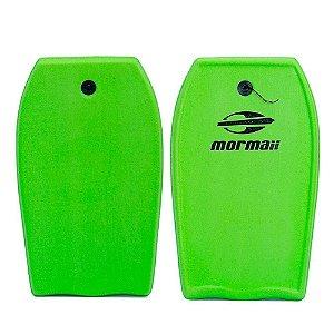 Prancha Bodyboard Mormaii Infantil Amador Soft Verde