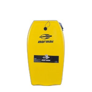 Prancha Bodyboard Mormaii Junior Amador Soft Amarelo