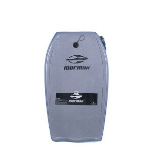 Prancha Bodyboard Mormaii Junior Amador Soft Cinza