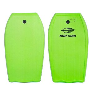 Prancha Bodyboard Mormaii Junior Amador Soft Verde