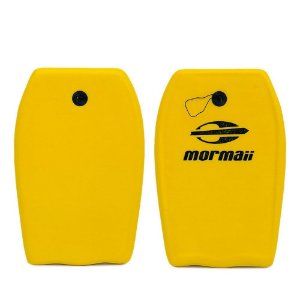 Prancha Bodyboard Mormaii Mirim Amador Soft Amarelo