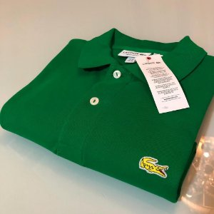 Camisa Polo Lacoste Limeted Edition Verde