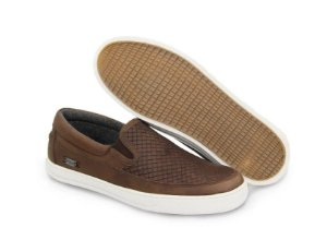Drive Slip On Masculino Polo City Sonata Café