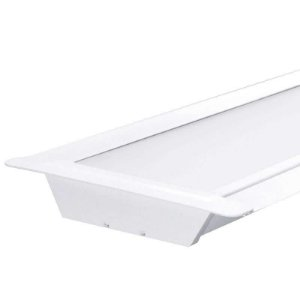 Luminária Led Taschibra TL Slim 20 De Sobrepor 35W 4000K Luz Branca
