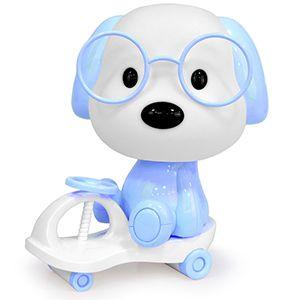 Luminária de Mesa Infantil  Cachorro