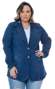 Maxi Blazer Jeans