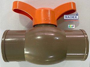 Registro Esfera PVC Roscavel