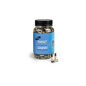 CBC .22 LR Target CHOG 40gr - POTE 500 UND