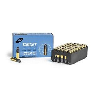 .22 LR Target CHOG 40gr - 50 und