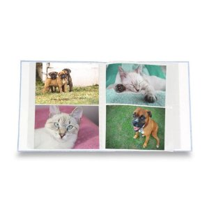 Album de Fotos 160 Fotos 10x15 Pet Lovers 924