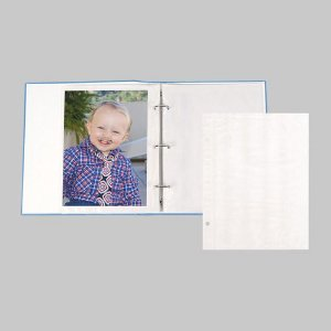 REFIL FOLHA BRANCA 10 FL 15X21 - R6