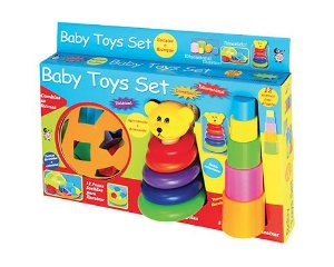 BABY TOYS DIDATICO SET