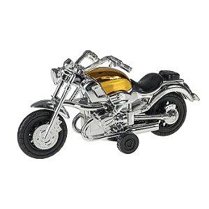 MOTO SUPER CUSTOM FRICCAO