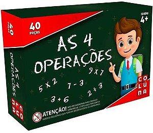 AS 4 OPERACOES