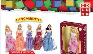 BONECA - PRINCESA