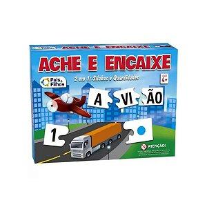 ACHE E ENCAIXE - ESCOLAR