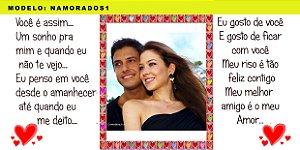 Canecas Personalizadas - Tema Amor / Namorado
