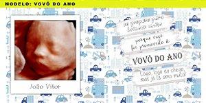 canecas personalizadas - Tema Bebê Chegando