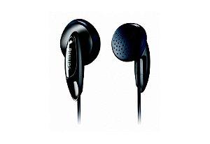 Fone de Ouvido Estéreo SHE1350/00 Preto Philips