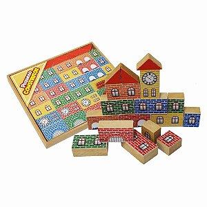Brinquedo Educativo - Pequeno Construtor