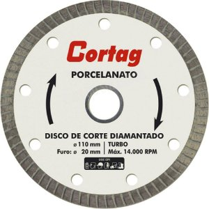 Disco Cortag Porcelanato Turbo