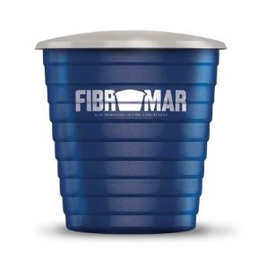 Caixa d'Água Fibromar Fibra 5000L