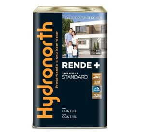 Tinta Hydronorth Standard Branco Neve 18L
