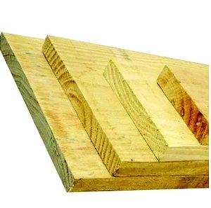 Tábua de pinus 3m x 10cm