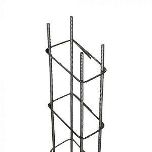 Coluna Soldada 3/8 - 6m - 17x17