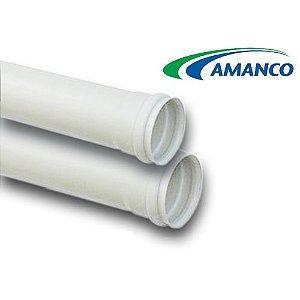 Tubo Esgoto Amanco 100 x 6m