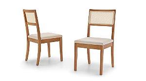 Cadeira De Madeira Maciça Mh3230  HERVAL