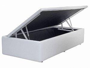 CAMA BOX BAÚ SOLTEIRO, 0,88X1,88 CM
