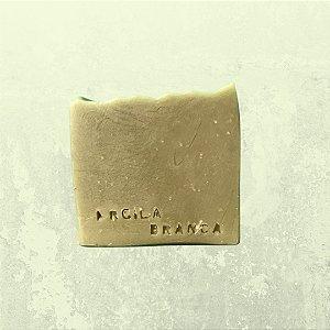 Sabonete de Argila Branca
