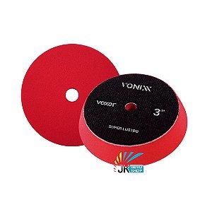 """BOINA VOXER SUPER LUSTRO VERMELHA 3"""" - VONIXX"""
