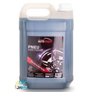 PNEU PRETINHO 5L - AUTO CRAZY