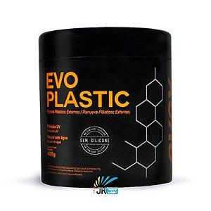 EVOPLASTIC - RENOVADOR DE PLÁSTICOS EXTERNOS 400G - EVOX