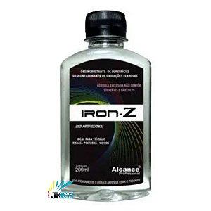 IRON Z - DESCONTAMINANTE FERROSO 200G - ALCANCE